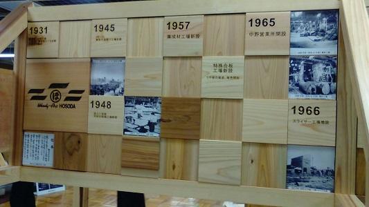 WOODコレクション展示品(レーザー加工を施したスクエアウッズTAMA)